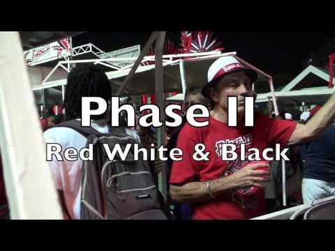 "Phase II ""Red, White & Black"" Panorama 2017"