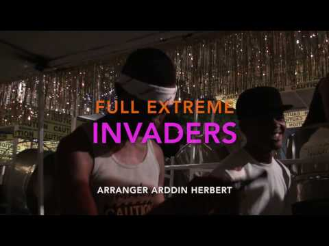 "Invaders ""Full Extreme"" Panorama 2017"