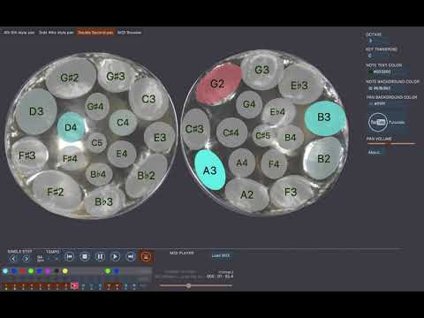 STEEL PAN TUTOR FOR MAC AND WINDOWS  JUST THE 2 OF US  SOLO .PLAY LIKE ROBERT PLAY