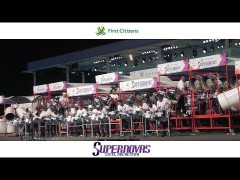 Supernovas Pan Semis 2018 : Patrice Roberts - Sweet Fuh Days  [ NH PRODUCTIONS TT ]