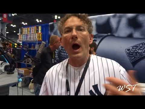 Telefunken Microphones and the Steel Orchestra - 143 AES Convention