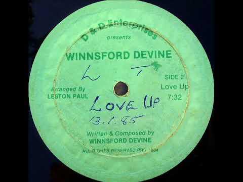 "Winsford Devine  -  ""Love Up"""