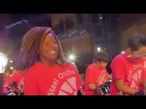 "Panorama Steel Orchestra"" I want you back"""