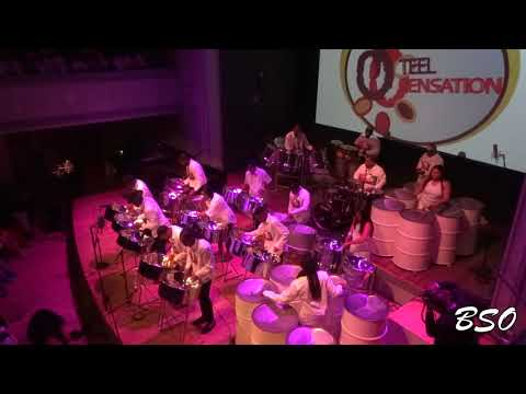 """Steel Sensation Steel Orchestra - """"Perfect"""" - BSO's 2018 'Pan Is Sweet'"""