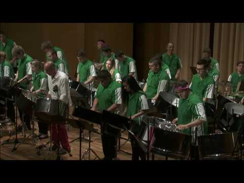 UNT 2:00 Steel Band: Andy Narell - DIS 1. 4. RAF