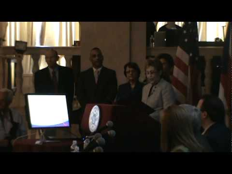 Reconocimiento a Operación Éxito por el Senado de Puerto Rico