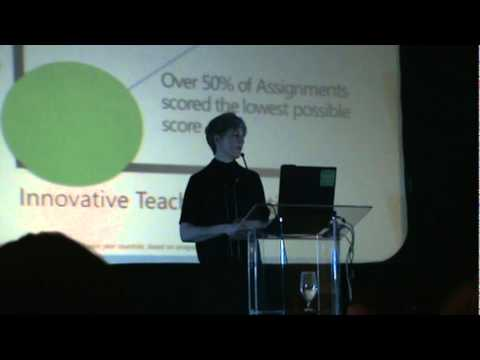 Lauren Woodman - Microsoft PR 2011- Partners in Learning (2)