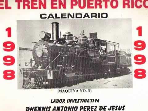 El Tren En Puerto Rico