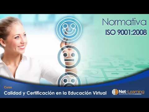 Calidad y Certificación en E-Learning y Educación Virtual