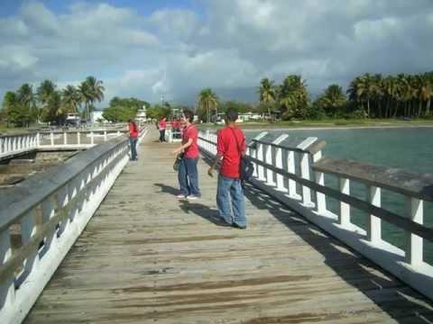 Estudio de Plancton Club 4H Amigos del Ambiente, Punta Santiago Humacao, PR