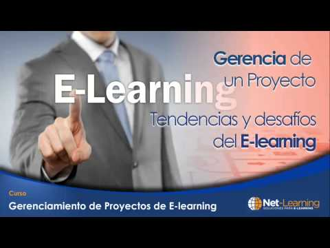 Capacítate para gerenciar proyectos de e-learning