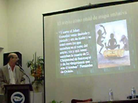 Dr,Osvaldo Garcia.- El Yacimiento Jacana-