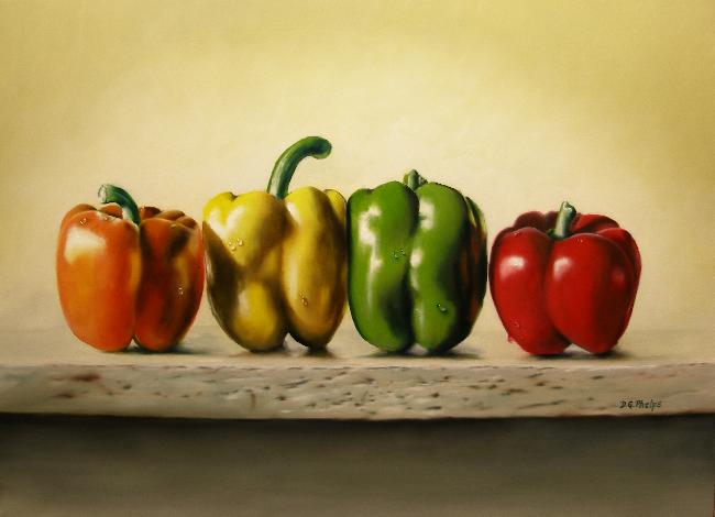 Line Dance Peppers