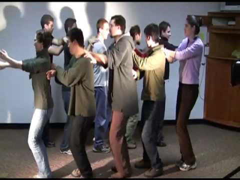 Erez Lieberman PhD dance