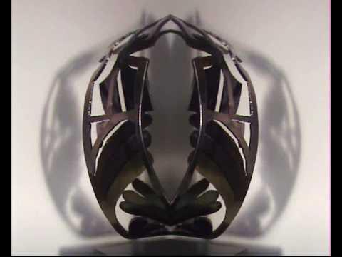 le mie sculture luci e colori 2.wmv