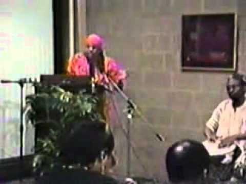 "Dr Marimba Ani on the ending of european cultural construct   ""YURUGU"""