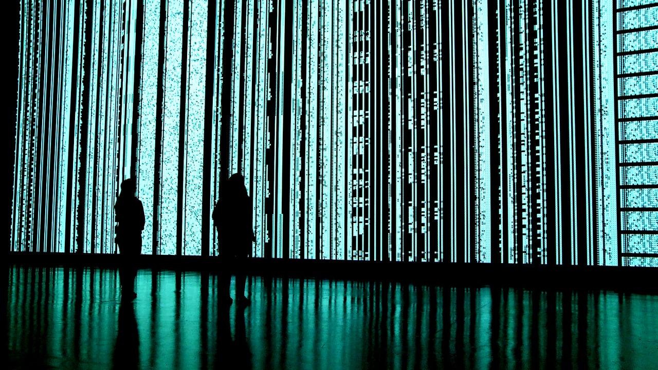 Ryoji Ikeda: micro   macro - The Physics Of the Universe In Digital Sound Art