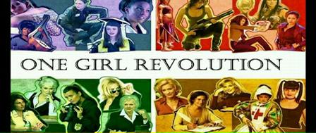 One Girl Revolution (Multifandom)