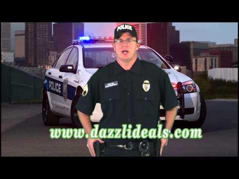 Officer Bill gets a Dazzli Deal!