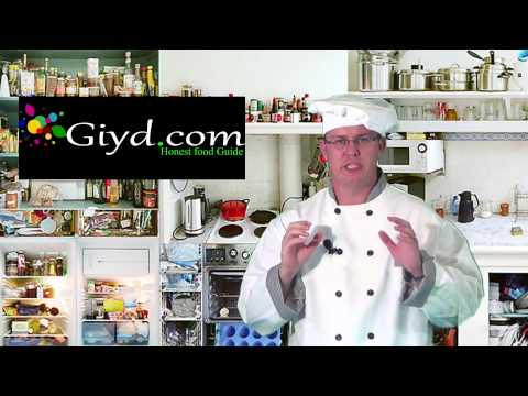 Chef Bozaboo on Giyd