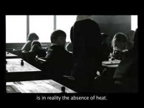 """Does God exist?"" -- Social campaign on education (TV commerc"