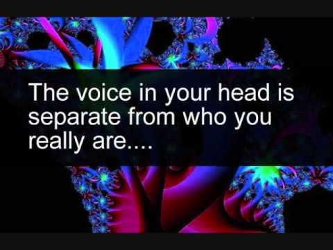 The voice inside your head (insights into your mind)
