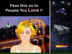 ALIEN MESSAGE