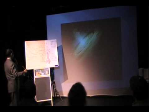 2012 Evolution Lecture in New York City By Archeologist Jorje Galindo Part 1 of 9.