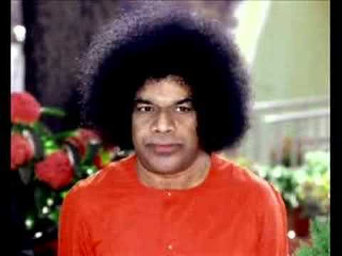 Divine Voice of Sathya saibaba