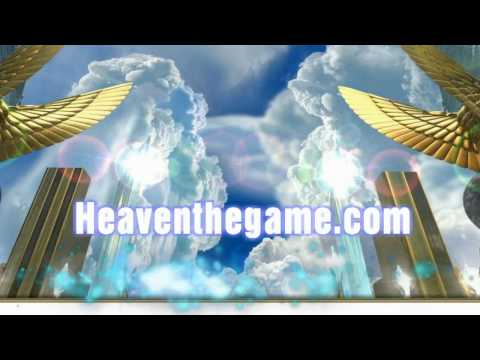 """""""Heaven"""" - 3D Adventure Game based on the Book of Revelations View of Heaven"""