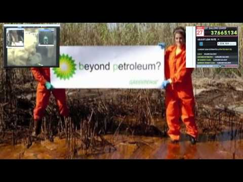 Gulf Oil Spill - SAVE THE EARTH NOW! - Urgent Call to Action
