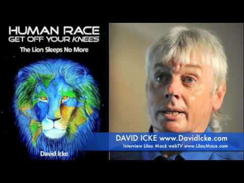 Moon manipulations?  David Icke's latest book