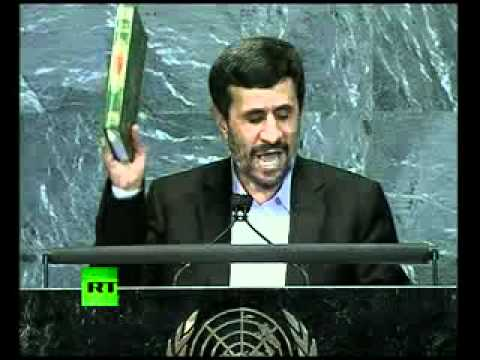 '9/11 was an inside job': Full speech by Mahmoud Ahmadinejad at UN (English translation)