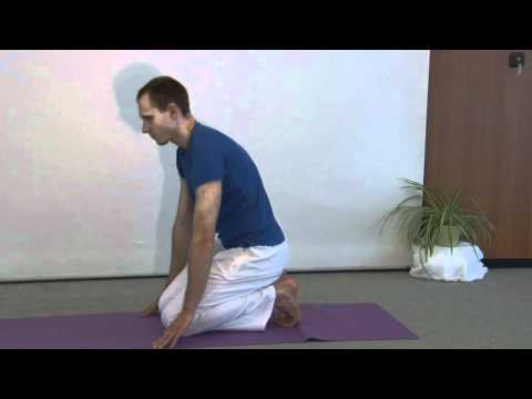 Yoga Foot Exercises