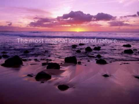 Meditation. AMAZING. Nature sounds. Bliss Coded sound. Bliss of Nature demo.