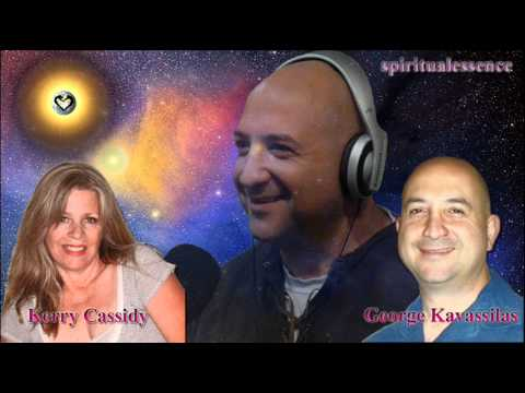 "George Kavassilas on ""Project Camelot Radio"" Part 3 of 6"