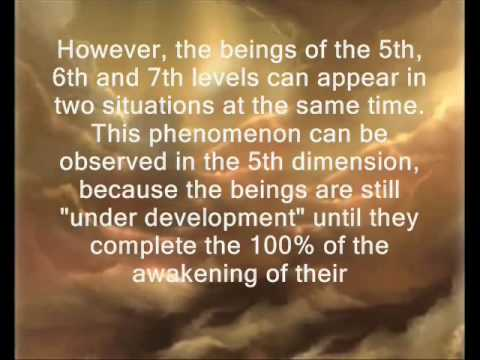 """THE  ASCENSION -THE """"LIFE"""" OF THE SOUL IN THE 5th DIMENSION - ASHTAR HELLAS"""