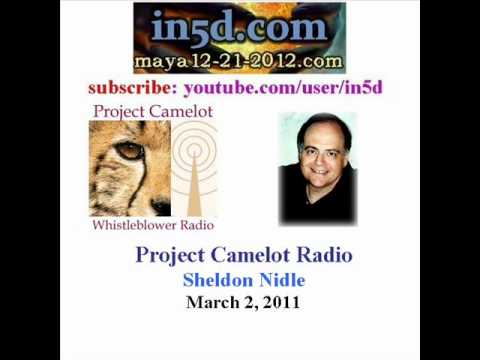 Interview with Sheldon Nidle, Galactic Federation of Light - A MUST SEE!!!!