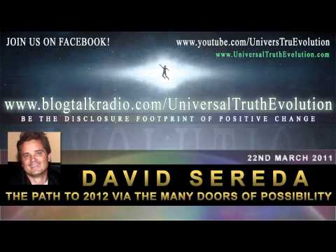 David Sereda - Universal Truth Evolution Radio - 22 Mar 2011