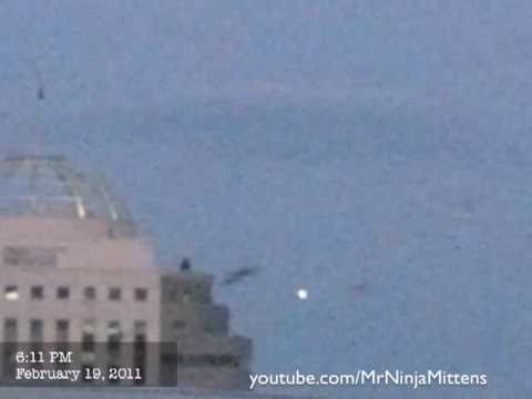 "Portland, Oregon,( Feb.19/11) UFO Event (as mentioned in the last ""Disclosure"" video posting - April, 2011"