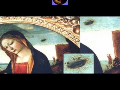 Ancient Paintings of UFO's from 200 to 15.000 years ago....
