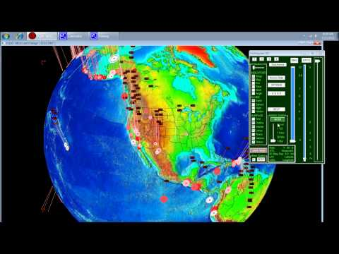 5/21/2011 -- Global Earthquake and Volcano Overview -- worldwide uptick in activity