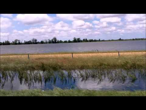 5/17/2011 -- New Madrid Seismic Zone (NMSZ) = FLOODED, several shots over 50 miles