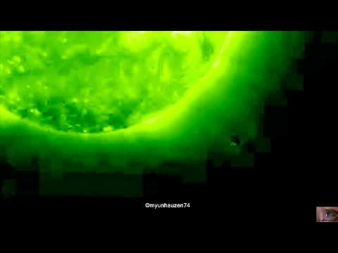 UFO on Sun May 30, 2011 + detailed view.