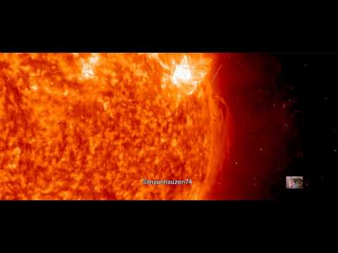Disclosure of Secrets and Lies about UFO NASA's orbiting the Sun! June 2011