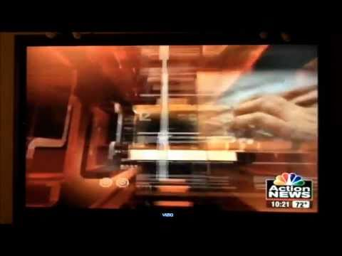 UFO Siting, Interview by NBC Local News Affiliate!! 7-8-2011
