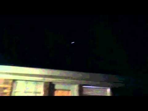 UFO caught by group of teen, Missouri USA July 29,2011