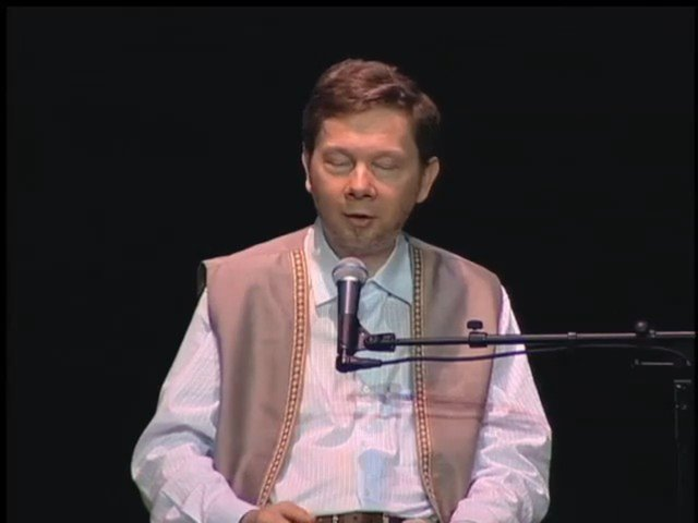 Eckhart Tolle - Cumulated Emotional Pain (Pain Body)