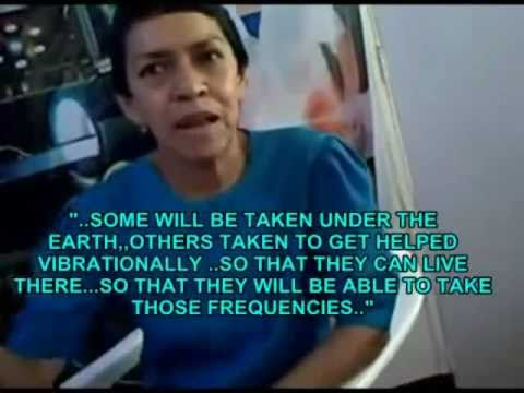 Pleiadian Contactee in Colombia