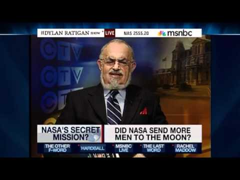 UFO NEWS   VIDEO  Stanton Friedman Chimes in On Alleged Secret Apollo 18 Mission.flv